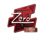 Skin Sticker | Zero | Atlanta 2017