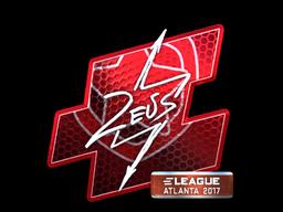 Zeus | Atlanta 2017