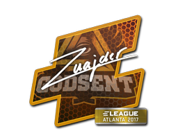 Sticker | znajder | Atlanta 2017