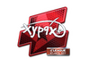 Sticker | Xyp9x (Foil) | Atlanta 2017