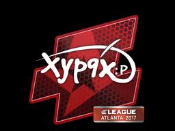 Sticker | Xyp9x | Atlanta 2017