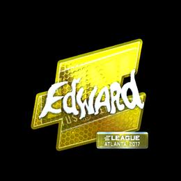 Edward (Foil) | Atlanta 2017