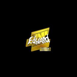Sticker | Edward | Atlanta 2017