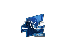 Skin Sticker | EliGE | Atlanta 2017
