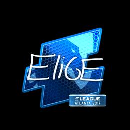 EliGE (Foil) | Atlanta 2017