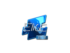Skin Sticker | EliGE (Foil) | Atlanta 2017