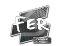 Sticker | fer | Atlanta 2017