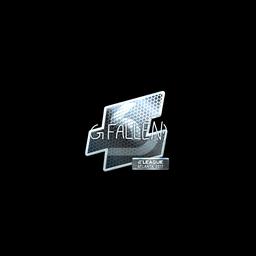 Sticker   FalleN (Foil)   Atlanta 2017