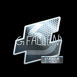 FalleN (Foil) | Atlanta 2017