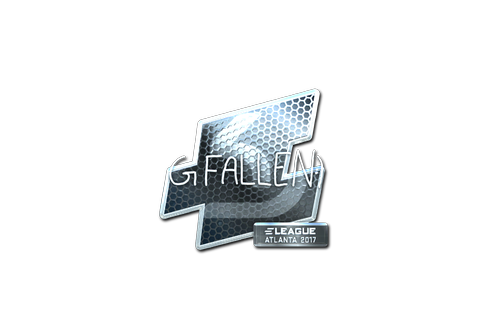 Sticker | FalleN (Foil) | Atlanta 2017 Prices