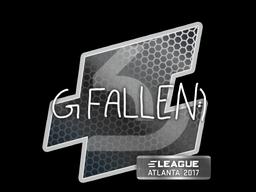 Sticker | FalleN | Atlanta 2017