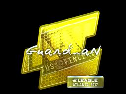 Sticker | GuardiaN (Foil) | Atlanta 2017