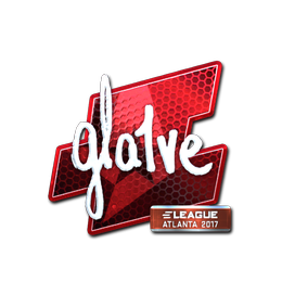 gla1ve (Foil) | Atlanta 2017