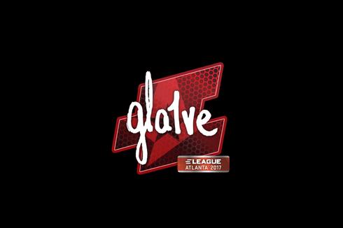 Sticker | gla1ve | Atlanta 2017 Prices