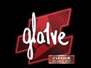 Sticker | gla1ve | Atlanta 2017