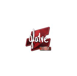 Sticker | gla1ve | Atlanta 2017