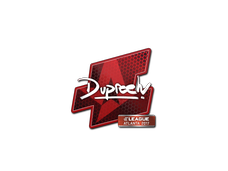 Skin Sticker | dupreeh | Atlanta 2017