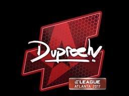dupreeh   Atlanta 2017