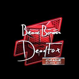 DeadFox (Foil) | Atlanta 2017
