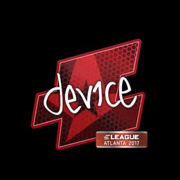 device | Atlanta 2017