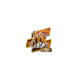 Sticker | disco doplan | Atlanta 2017