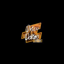 Sticker | disco doplan | Atlanta 2017