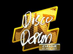 disco doplan | Atlanta 2017