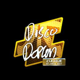 disco doplan (Foil) | Atlanta 2017