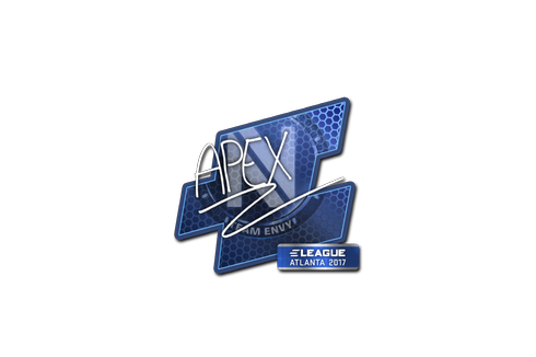 Sticker   apEX   Atlanta 2017 Prices