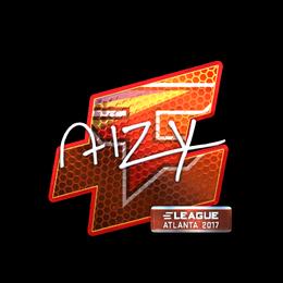 aizy (Foil) | Atlanta 2017