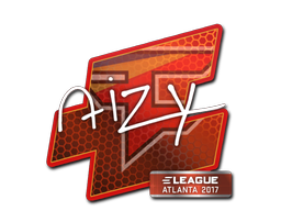 Sticker | aizy | Atlanta 2017