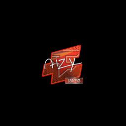 Sticker | aizy | Atlanta 2017