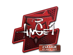 Sticker | ANGE1 | Atlanta 2017