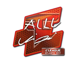 Sticker | allu | Atlanta 2017