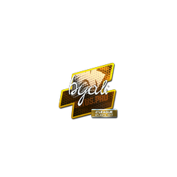 Sticker   byali (Foil)   Atlanta 2017