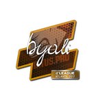 Sticker | byali | Atlanta 2017