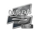 Sticker | coldzera | Atlanta 2017