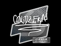 Sticker | coldzera | Atlanta 2017