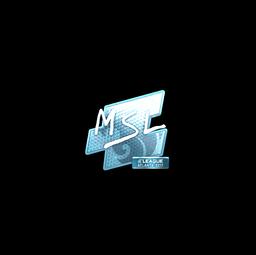 Sticker   MSL (Foil)   Atlanta 2017