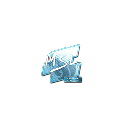 Sticker | MSL (Foil) | Atlanta 2017