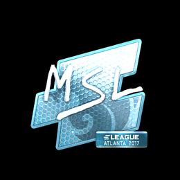 MSL (Foil) | Atlanta 2017