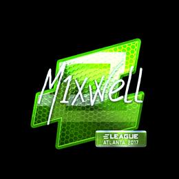 mixwell (Foil) | Atlanta 2017