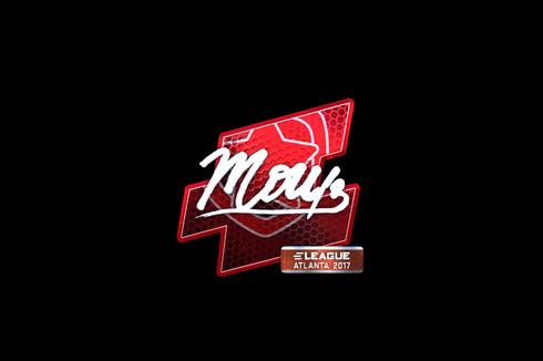 Sticker | mou (Foil) | Atlanta 2017 Prices