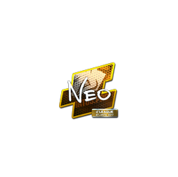 Sticker | NEO (Foil) | Atlanta 2017