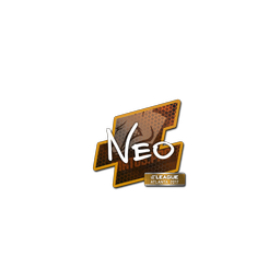 Sticker | NEO | Atlanta 2017