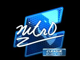 nitr0 | Atlanta 2017