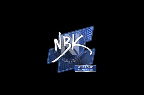 Sticker | NBK- | Atlanta 2017 Prices