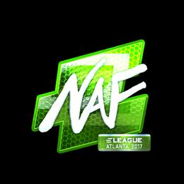 NAF (Foil) | Atlanta 2017