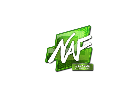 Sticker | NAF | Atlanta 2017 Prices