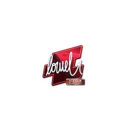 Sticker | loWel (Foil) | Atlanta 2017